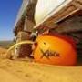 Пневмодомкрат Bushranger X-Jack, функционирующий от выхлопных газов автомобиля, прекрасно...